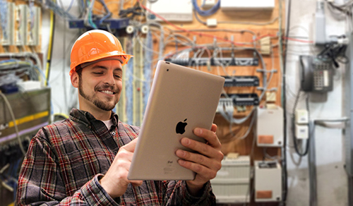 electrician work order software