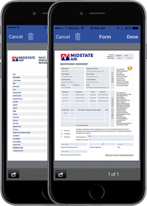 Easy to use HVAC apps