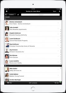 HVAC CRM apps