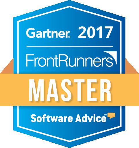 Smart Service FrontRunner award