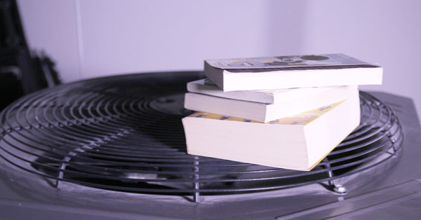 The four best books for HVAC professionals.