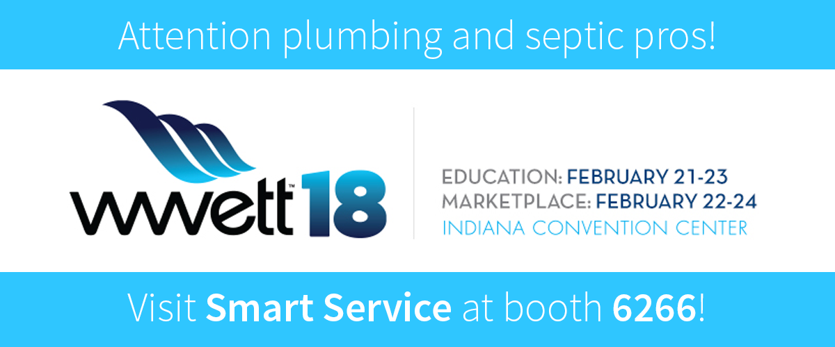 Visit Smart Service at WWETT 2018!