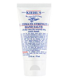 Kiehl's ultimate strength hand cream