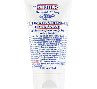 Kiehl's ultimate strength hand cream
