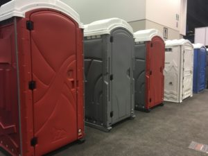 porta potties for construction sites