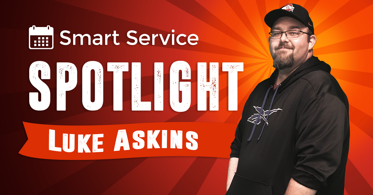 Luke Askins Help Desk Manager