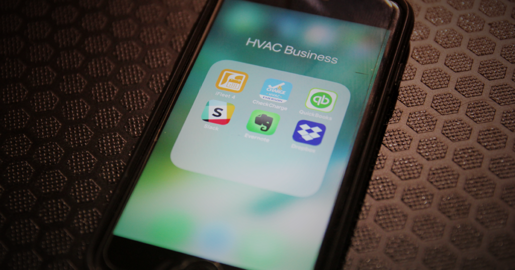 Top 7 Hvac Apps To Boost Productivity Smart Service