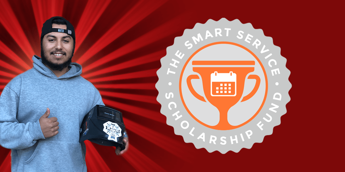 Dominic Valesquez Smart Service Scholarship