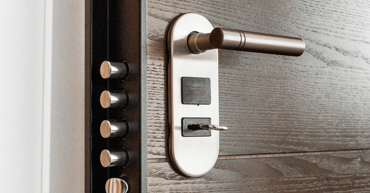 Start a home security service business.