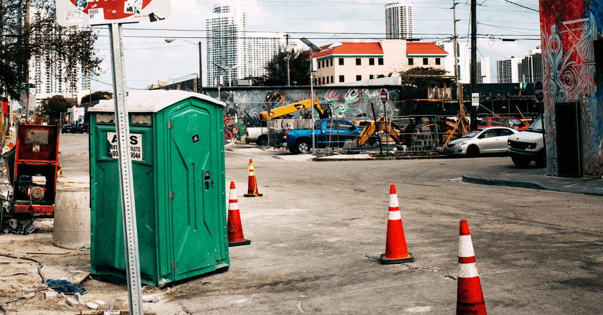 Discover the career prospects facing porta potty cleaners.