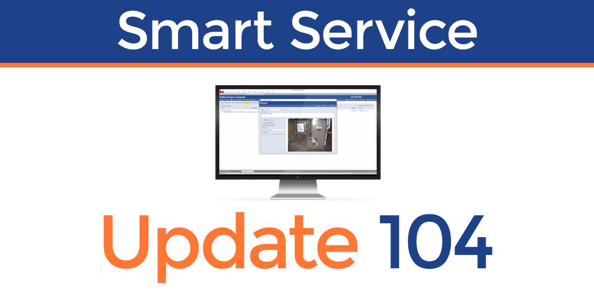 Smart Service Update 104