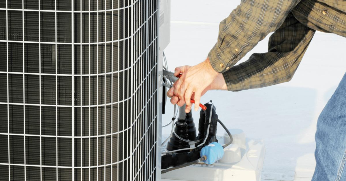 Create an HVAC inspection checklist.
