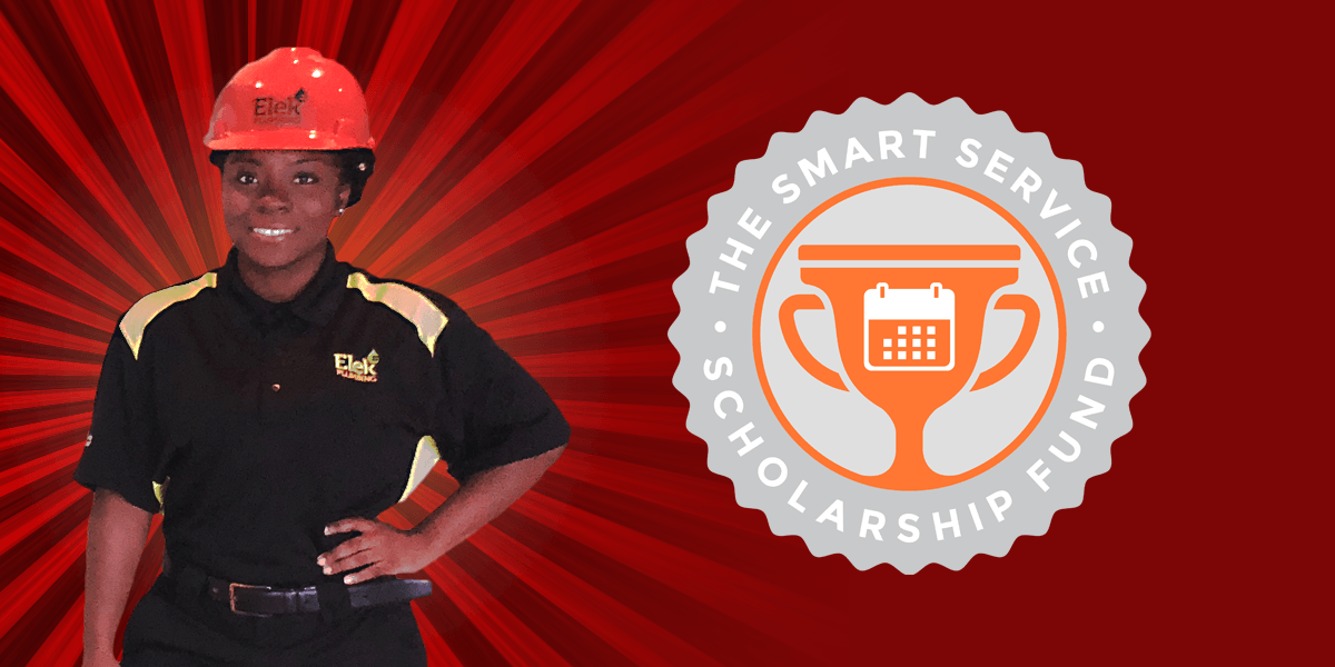 2019 Smart Service Scholarship Winner - Jody-Ann Young