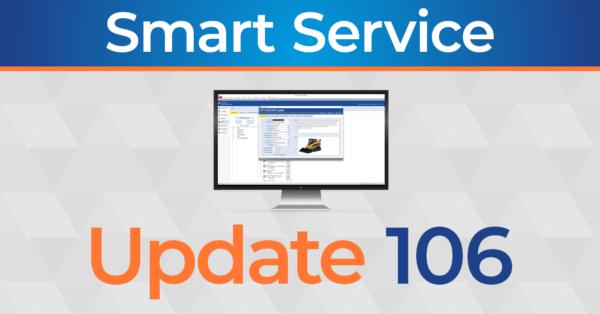 Smart Service Update 106