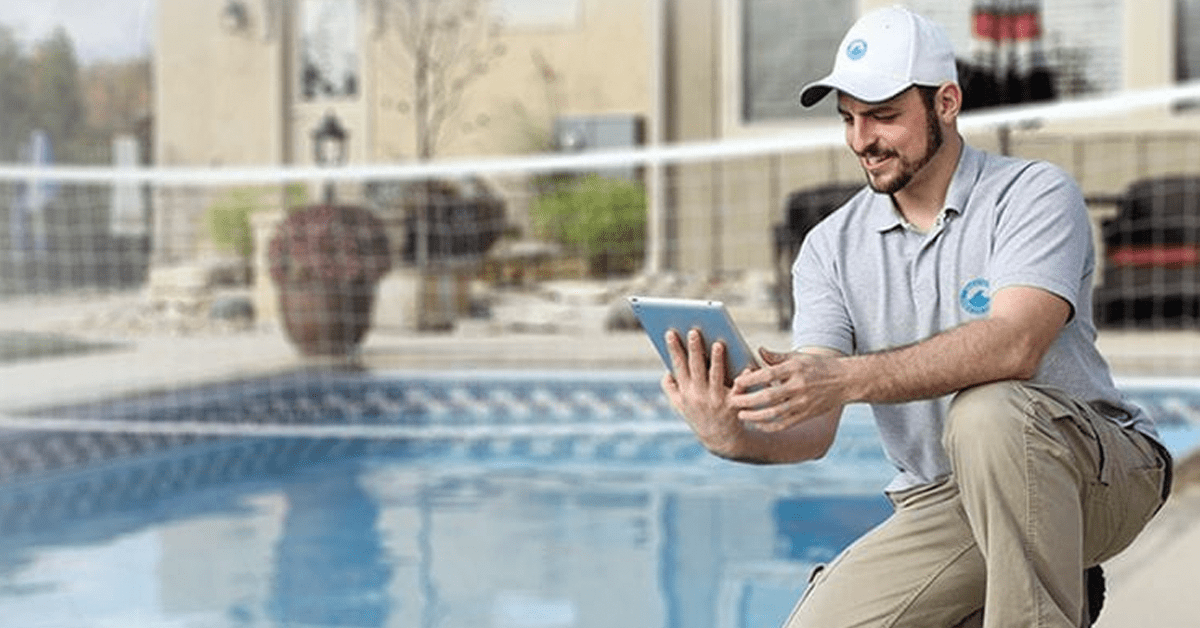 Discover the best pool service apps.