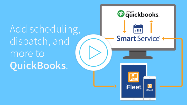 QuickBooks Scheduling App video demo