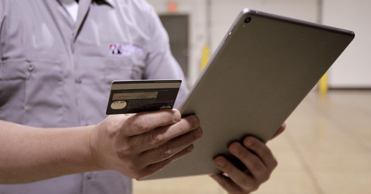 HVAC Credit Card Processing with HVAC Billing Software
