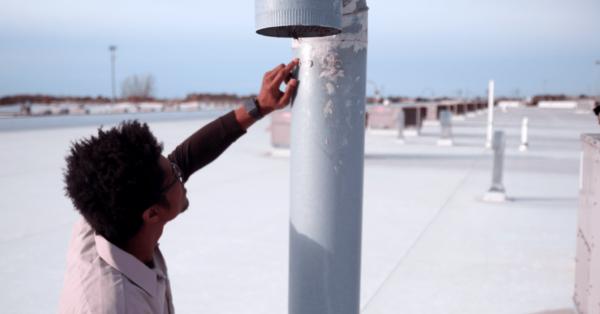 HVAC Equipment Tracking