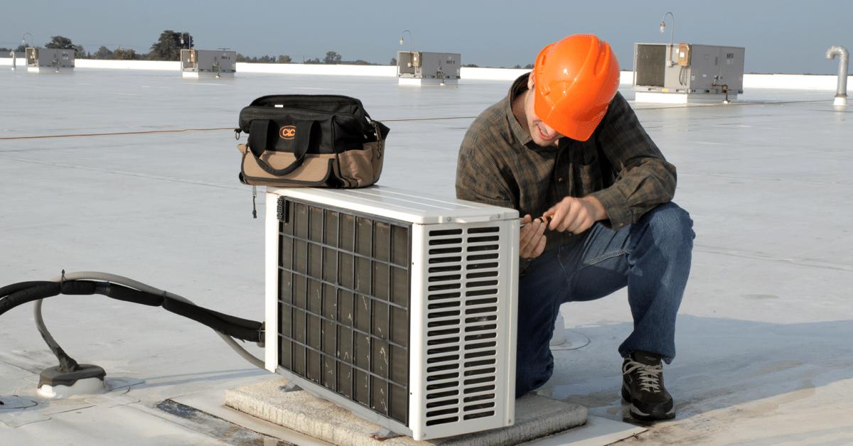 Track HVAC Customer Service History