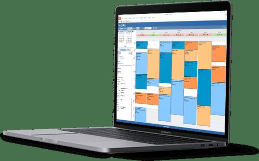 Smart Service Job Scheduling Software