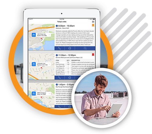 Mobile Service Dispatch Software