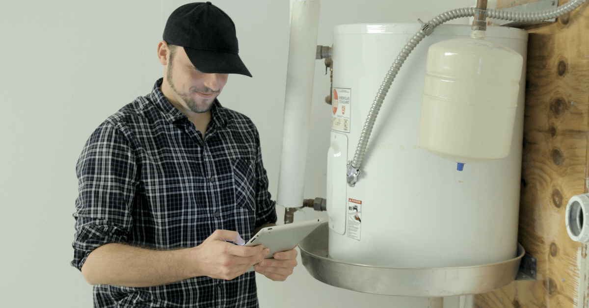 Mobile Plumbing Software