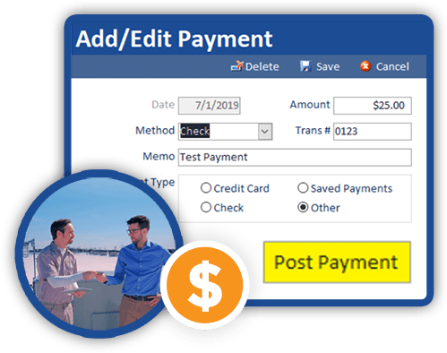 Field Payment Software