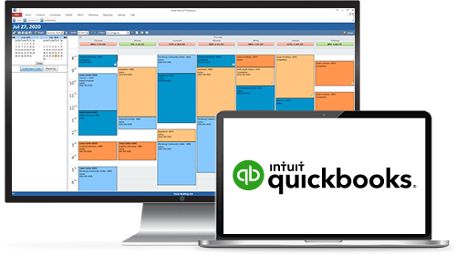 QuickBooks Scheduling and Integration