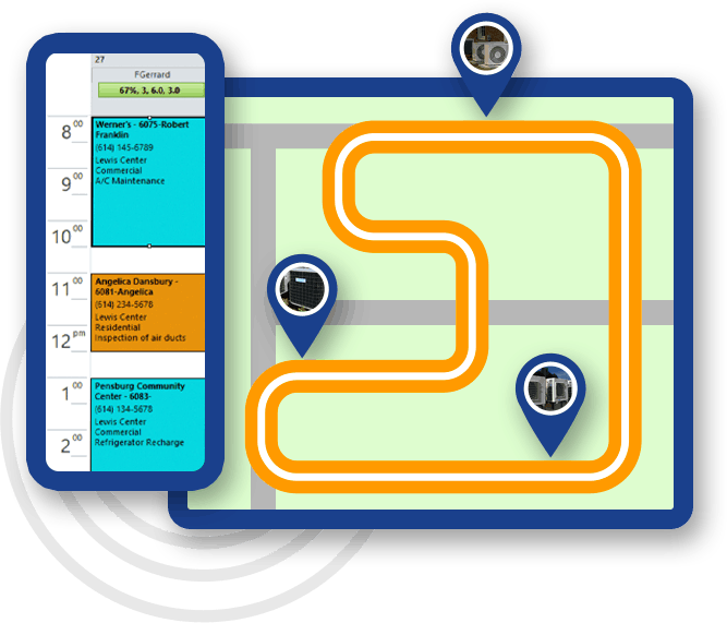 Smart Service Routing